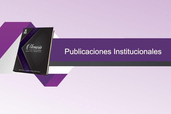 imagen publicaciones institucionales